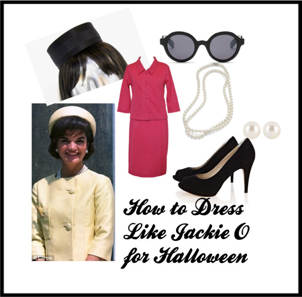How to Dress Like Jackie O for Halloween