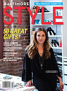Get a FREE subscription to 'Baltimore Style' courtesy of Urban Chic!!