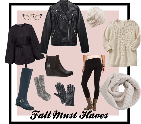 7 Fall Must Haves