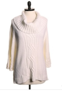 Style & Co. Sweater, Twice, $10.95