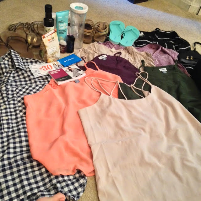 Arundel Mills Teen Vogue Back to School Event Haul!
