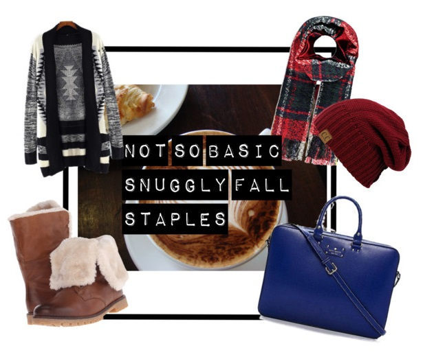 4 of the Best Not-So-Basic Snuggly Fall Staples