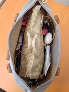 purse organizer 2