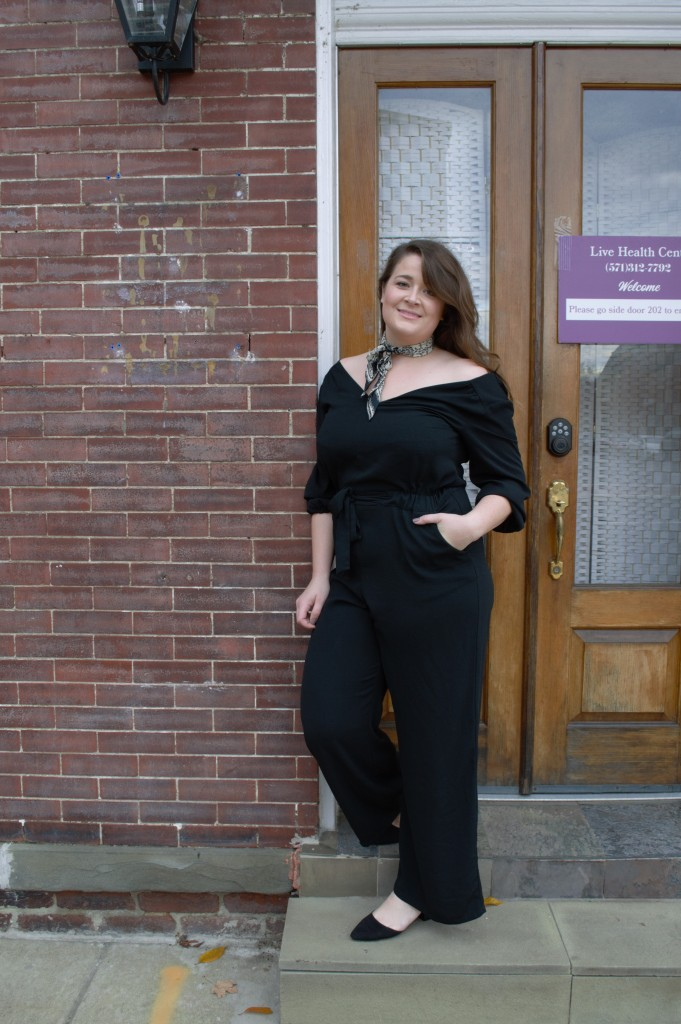 Ingenue flirty outfit jumpsuit outfit 2