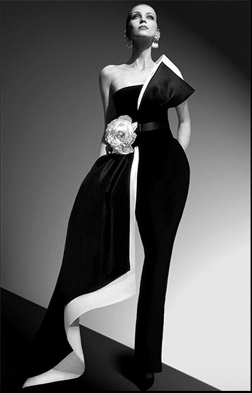 Dress 1994, by Pierre Cardin from Archives Pierre Cardin