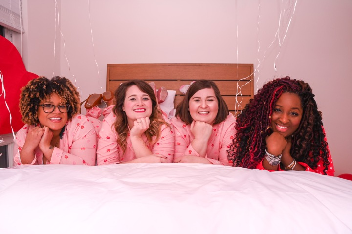 Party Time: The Queens of Galentine's Day